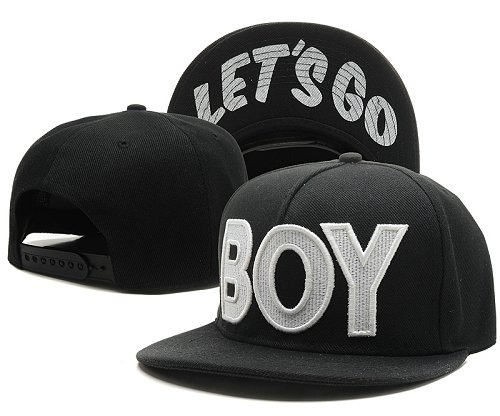 BOY LONDON Snapback Hat SD1